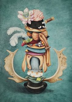 Alice Lin, Mad Hatter's Hats