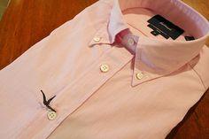 Faconnable    Sport Shirt  Pink | #Mondo #Uomo #Naples #Fashion