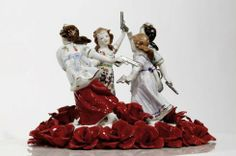 Barnaby Barford_Ring-a-Ring-a-Roses