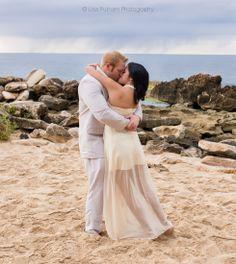 Oahu Wedding Koolina Lisa Putnam Photography