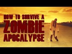 How to survive a Zombie Apocalypse Trilogy