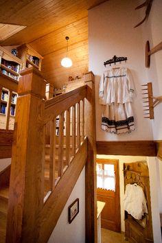 Szentendre - tervező: Mérmű Építész Stúdió Loft, Farmhouse, Architecture, Hungary, Bed, Furniture, Heart, Home Decor, Arquitetura
