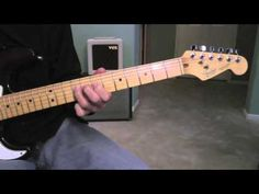 The Good, the Bad and the Ugly - Guitar Lesson - YouTube
