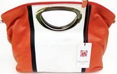 handbags-borsa-shopping-BRACCIALINI-mano-e-tracolla #handbags #bestprice #borse #donna #superprezzi #saldi #sales #borsescontate #braccialini