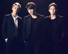 "[HQ PIC] JYJ Membership Week"" Official Poster (Coloured) #JYJ (dc)"