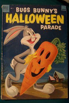 Vintage Halloween Comic by riptheskull, via Flickr