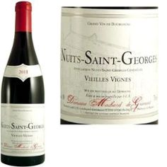 Nuits St Georges Machard De Gramont 2011 vins rouge #Vins #Rouge #Bouteille