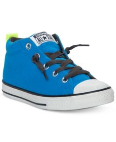 Converse Boys  Shoe--Chuck Taylor All Star Street Cab Mid Casual. Barbie  Brooks · Shoes ... 0f3536c9d