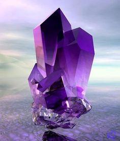 amythyst = my Fave gem stone