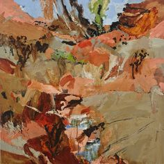 Luke Sciberras - King Street Gallery on William Abstract Landscape Painting, Abstract Painters, Landscape Art, Landscape Paintings, Abstract Art, Oil Paintings, Australian Painting, Australian Artists, Abstract Expressionism Art