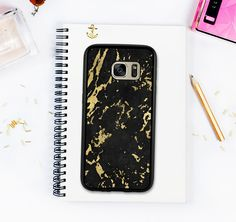 Galaxy S7 Edge Case, Galaxy S7 Case, Marble Phone Cases,