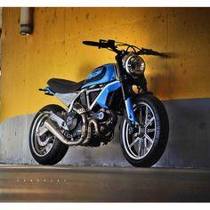 Ducati Scrambler by Fcr Orginal, France