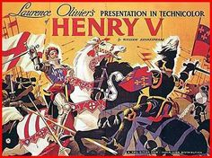 """BEST ART DECORATION/INTERIOR DECORATION-COLOR- NOMINEE: Paul Sheriff and Carmen Dillon for """"Henry V""""."""