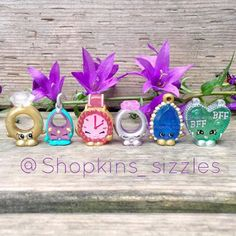 If you ever wanted to see what the Limited Editions looked like… #Repost @shopkins_sizzles (not my pic) ・・・ Hey Sizzlers! ~ OMG! My mom is borrowing all the season 3 Limited Editions from her office, so I could take pictures!  ~ She has to return them on Monday though.  ~ Which one is your fav?  Mine is Chelsea Charm.  ~ Check ya later! ~ #shopkins #spkfan #limitededition #cool #omg #awesome #season3 #moosetoys #shopkinslimitededition