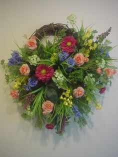 Image detail for -Spring Door Wreaths and Swags-Sugar Creek Home Decor