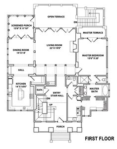 House plans on pinterest house plans master closet and for Laundry room connected to master closet