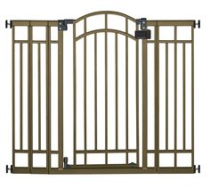 Summer Infant Multi-Use Deco Extra Tall Walk-Thru Gate, Bronze *** Additional details at the pin image, click it  : All pet supplies