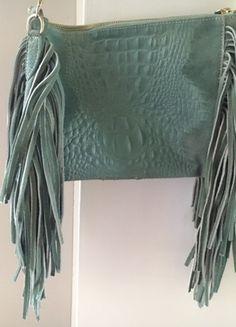 Kup mój przedmiot na #vintedpl http://www.vinted.pl/damskie-torby/torby-na-ramie/14472869-lato-mieta-venezia-torebka-kopertowka
