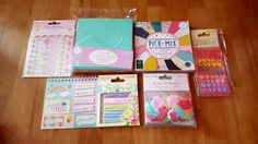 One of our kits available at lts craft supplies group for page in facebook
