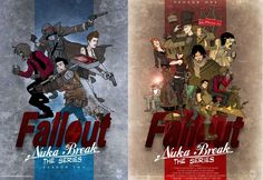Fallout | Nuka Break, The Series