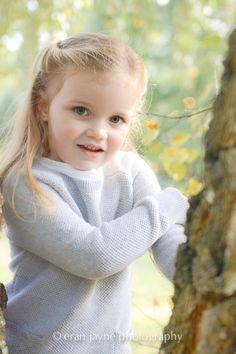 little girl, family photography