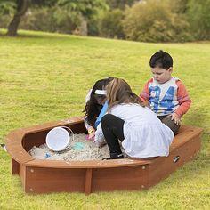 Lifespan Boat Sandpit
