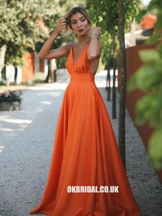 best=Open Back Long Simple Prom Dress lass Online Store Powered by Storenvy , from the ever-popular high-low prom dresses, to fun and flirty short prom dresses and elegant long prom gowns. Orange Prom Dresses, Deb Dresses, Prom Dresses For Teens, Backless Prom Dresses, Cheap Prom Dresses, Elegant Dresses, Dress Prom, Party Dresses, Work Dresses