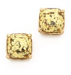 Kate Spade New York Small Square Stud Earrings | The Ultimate Christmas Gift Guide