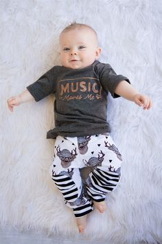 Boy 2 pc sets for your little hunks!
