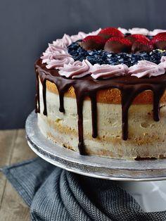 Food Inspiration, Tiramisu, Biscuits, Cake Decorating, Ethnic Recipes, Yum Yum, Cakes, Weddings, Mascarpone