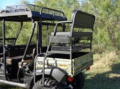 utv photos - Google Search Hunting Truck, Texas Hunting, Quail Hunting, Mini Houses, Tree Houses, Kawasaki Mule, Polaris Ranger, Hunting Blinds, Atvs