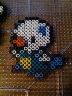Starter Pokemon Perler beads! by Khoriana on DeviantArt