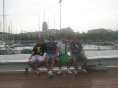 Port of Barcelona (Spain)
