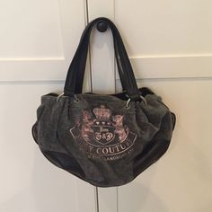 Juicy Couture Baby Fluffy In Grey