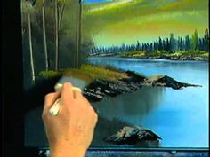"Bob Ross and ""The Joy of Painting:"" Follow the lay of the land (from DV..."