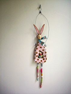 They Might Be Bunnies finished by LolliePatchouli, via Flickr