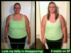Lana has lost 18 lbs and 20 inches after using Skinny Fiber for 9 weeks.....Congrats! www.skinnybodyin90days.com