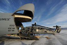 Photos: Alaska Air National Guard deployment   Alaska Dispatch News Cargo Aircraft, Military Aircraft, National Guard Deployment, Helicopters, Alaska, Plane, Air Force, Aviation, News