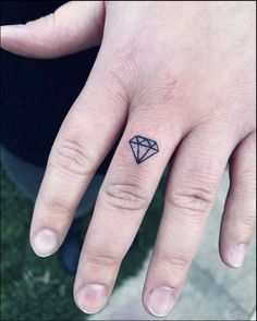 diamond shape tattoo Diamond Tattoo Designs, Diamond Tattoos, Unique Symbols, Shape Tattoo, Deathly Hallows Tattoo, Diamond Shapes, Beautiful, Collection, Ideas