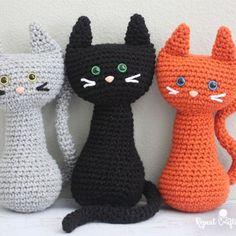 Crochet Cat …