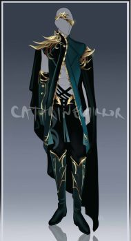 (CLOSED) Auction Adopt - Outfit 24 by cathrine6mirror