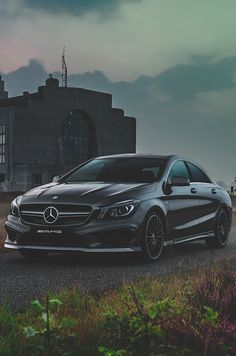 Mercedes CLA - ha if I have a long lost millionaire relative!!x