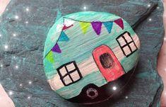Our cute caravan