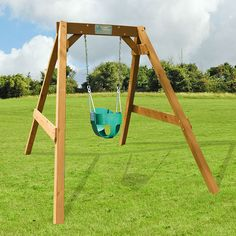 Entertain even the smallest of guests with the Swing Set with Toddler Bucket Swing from Family Leisure! Baby Swing Set, Swing Sets, Family Leisure, Play Gym, Backyard Play, Outdoor Recreation, Go Outside, Hanging Out, Things That Bounce