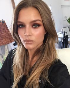 "Hung Vanngo on Instagram: ""#tb @josephineskriver for @intothegloss #bts"""