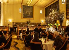 Eleven Madison Park - European - Experience the modern European cuisine in a classy dining place that will make you more than satisfied at Eleven Madison Park