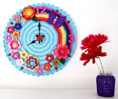 According to Matt...: Crochet O'clock!