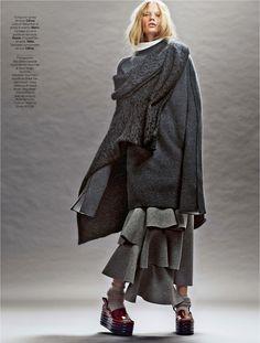 en remettre une couche: nova malanova by billy ballard for stylist france #72 4th december 2014