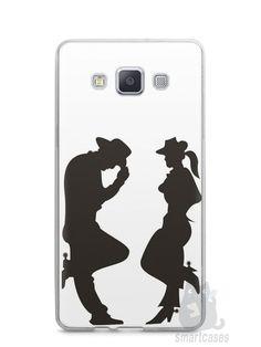 Capa Samsung A5 Cowboy e Cowgirl - SmartCases - Acessórios para celulares e tablets :)