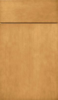 Teagan slab cabinet doors are available in Maple wood with ten different finishes - only from Aristokraft Cabinetry.